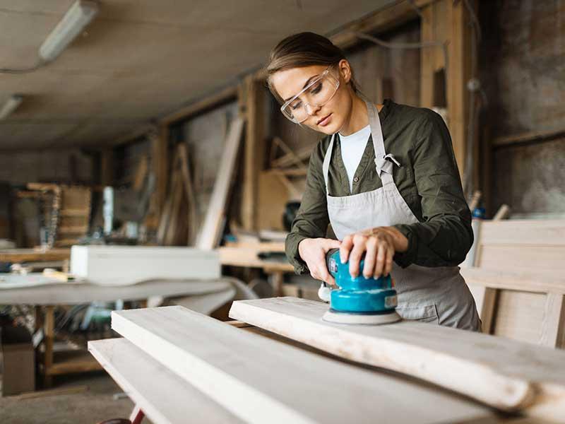 Fabrication artisanale de nos lits en bois